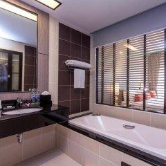 Отель Deevana Plaza Phuket 4* Номер Делюкс с двуспальной кроватью фото 7