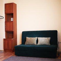 Гостиница Марсель 2* Стандартный семейный номер с различными типами кроватей фото 5