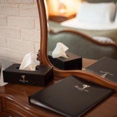 Гостиница Времена Года 4* Номер Премиум с разными типами кроватей фото 16