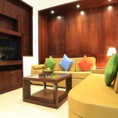Arcadia Hotel Apartments 3* Студия Делюкс с различными типами кроватей фото 5