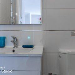 Отель Akisol Vilamoura Gold Португалия, Виламура - отзывы, цены и фото номеров - забронировать отель Akisol Vilamoura Gold онлайн ванная