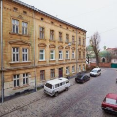Гостиница Pylnykarska 6 Львов парковка