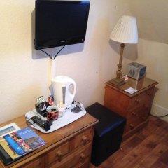 Kipps Brighton Hostel Номер с общей ванной комнатой с различными типами кроватей (общая ванная комната) фото 6