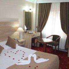 Hotel Büyük Sahinler 4* Номер категории Эконом с различными типами кроватей фото 10