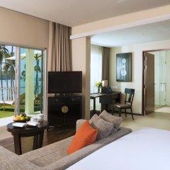 Отель Crowne Plaza Phuket Panwa Beach 5* Стандартный номер с двуспальной кроватью фото 18