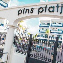 Апартаменты Pins Platja Apartments