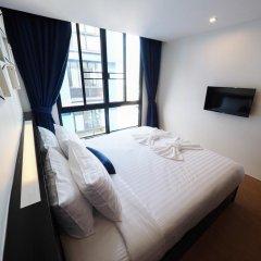 130 Hotel & Residence Bangkok 3* Номер Делюкс с различными типами кроватей фото 4