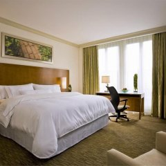 Отель The Westin Georgetown, Washington D.C. Стандартный номер с различными типами кроватей фото 5