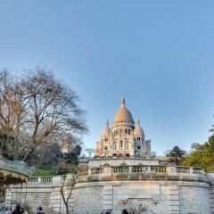 Апартаменты Sweet Inn Apartments - Rue Tardieu Париж приотельная территория