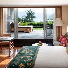 Отель Mandarin Oriental Sanya 5* Номер Делюкс с видом на сад фото 2