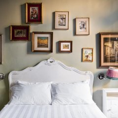 Отель Palazzo Rosa 3* Улучшенный номер с различными типами кроватей фото 12