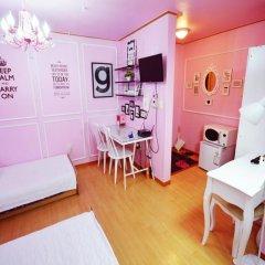 Отель Han River Guesthouse 2* Стандартный номер с различными типами кроватей фото 12