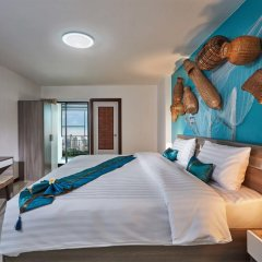 Отель Wattana Place 3* Номер Делюкс с различными типами кроватей фото 6