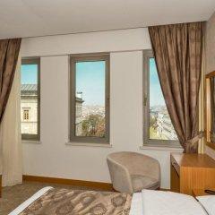 Mien Suites Istanbul 5* Семейный люкс с двуспальной кроватью фото 12