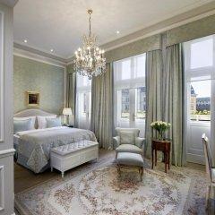 Hotel Sacher 5* Номер Делюкс с различными типами кроватей фото 6