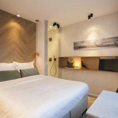 Отель Kaai 11 4* Стандартный номер с различными типами кроватей фото 14