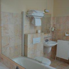 Отель MATIGNON Брюссель ванная