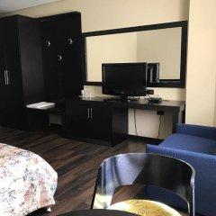 Отель Iliria Албания, Тирана - отзывы, цены и фото номеров - забронировать отель Iliria онлайн удобства в номере фото 2