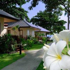Отель Promtsuk Buri 3* Бунгало с различными типами кроватей фото 3