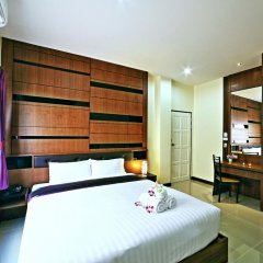 Отель At Phuket Guest House 2* Стандартный номер с различными типами кроватей фото 4