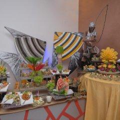 Отель Avenra Beach Hikkaduwa питание