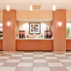 Отель Hampton Inn Gateway Arch Downtown 3* Стандартный номер с различными типами кроватей фото 15