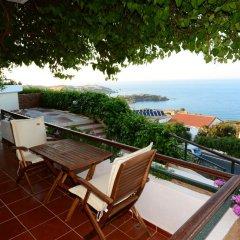 Pela Mare Hotel 4* Улучшенные апартаменты с различными типами кроватей фото 11