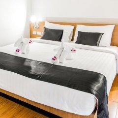Отель Sriracha Orchid 3* Люкс с различными типами кроватей фото 50