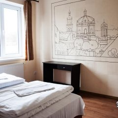 Гостиница Guest House Lviv Стандартный номер с двуспальной кроватью фото 6
