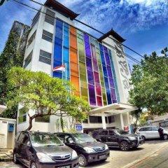 Отель Best Western Kuta Beach 3* Стандартный номер с различными типами кроватей фото 3