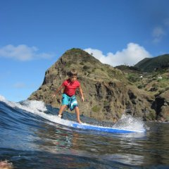 Отель Madeira Surf Camp