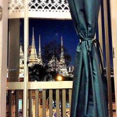 Arom D Hostel Бангкок балкон