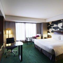 Отель InterContinental Seoul COEX 5* Улучшенный номер с разными типами кроватей