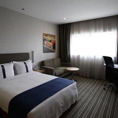 Отель Holiday Inn Express Shanghai New Hongqiao 3* Стандартный номер с различными типами кроватей