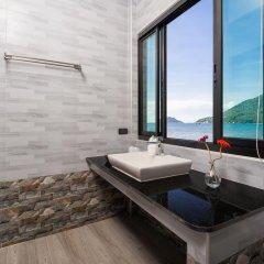 Отель Simple Life Cliff View Resort 3* Стандартный семейный номер с различными типами кроватей фото 8