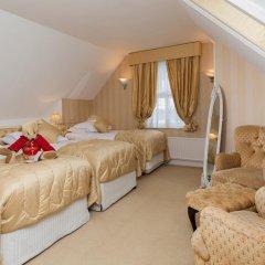 Отель Tasburgh House 4* Стандартный номер с различными типами кроватей фото 2
