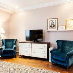 Hotel Indigo Edinburgh - Princes Street 4* Улучшенный номер с двуспальной кроватью