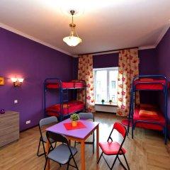 Хостел City 812 Кровать в общем номере с двухъярусной кроватью фото 10