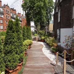 Апартаменты Studios 2 Let Serviced Apartments - Cartwright Gardens фото 4