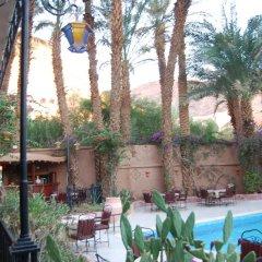 Отель Kasbah Sirocco Марокко, Загора - отзывы, цены и фото номеров - забронировать отель Kasbah Sirocco онлайн бассейн фото 3