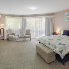 Отель Bendigo Central Deborah 3* Люкс с различными типами кроватей