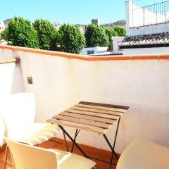Отель Alpujarras & Costa Tropical балкон