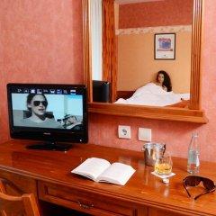 Hotel Kiparis Alfa 3* Апартаменты с разными типами кроватей фото 6