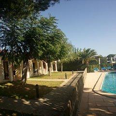 Отель Bungalows Ses Malvas Испания, Кала-эн-Бланес - 1 отзыв об отеле, цены и фото номеров - забронировать отель Bungalows Ses Malvas онлайн бассейн фото 3