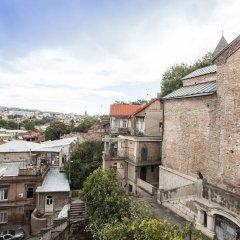 Отель Asatiani Old Tbilisi Апартаменты с различными типами кроватей фото 3