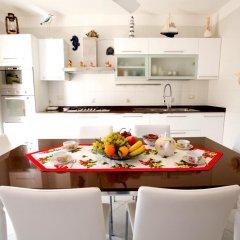 Апартаменты Case Sicule - Pietre Nere Apartment Поццалло питание