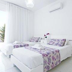 Отель Villa Adonia Кипр, Протарас - отзывы, цены и фото номеров - забронировать отель Villa Adonia онлайн комната для гостей фото 4
