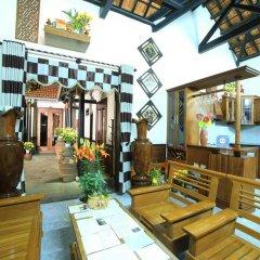 Отель Quang Xuong Homestay спа