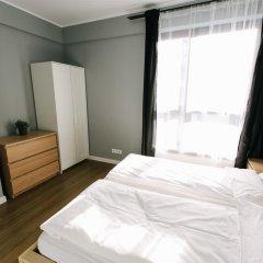 Отель Renttner Apartamenty Студия с различными типами кроватей фото 22