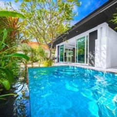Отель Villas In Pattaya 5* Стандартный номер с 2 отдельными кроватями фото 22